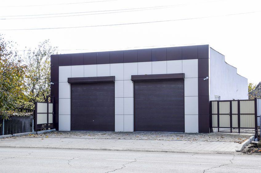 porte garage automatisée