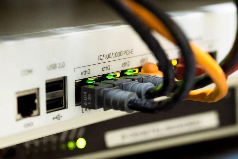 réseau cablage ethernet