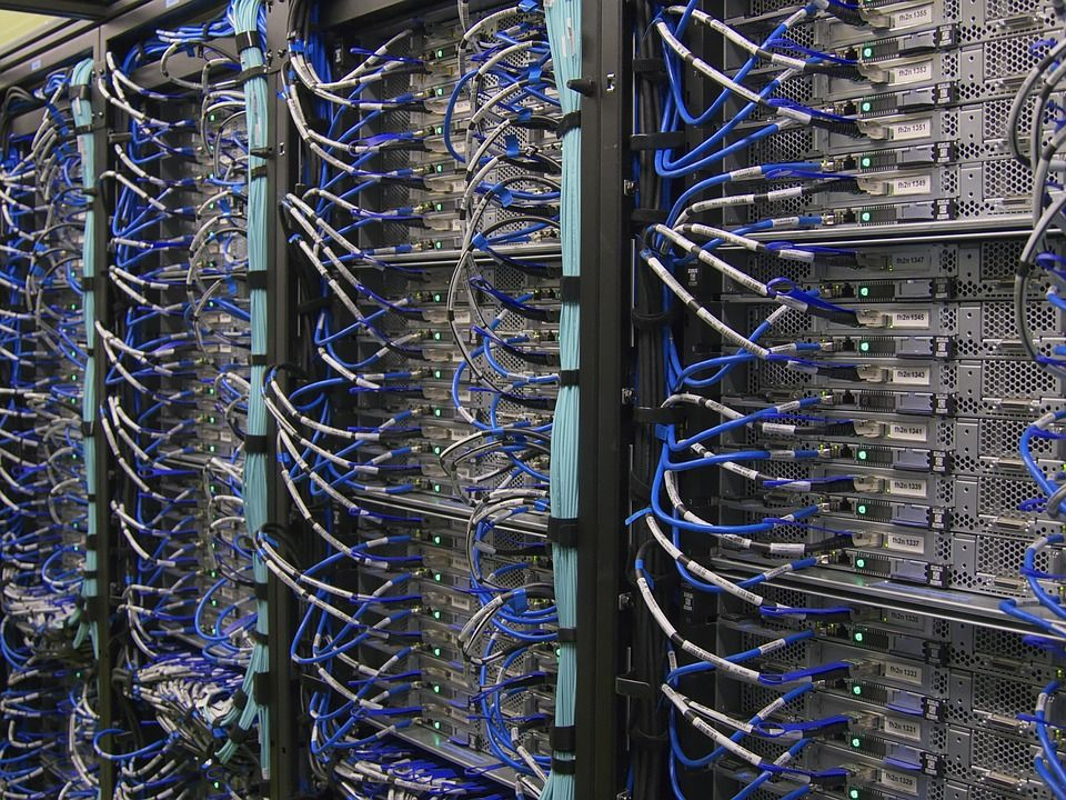 serveur cable informatique