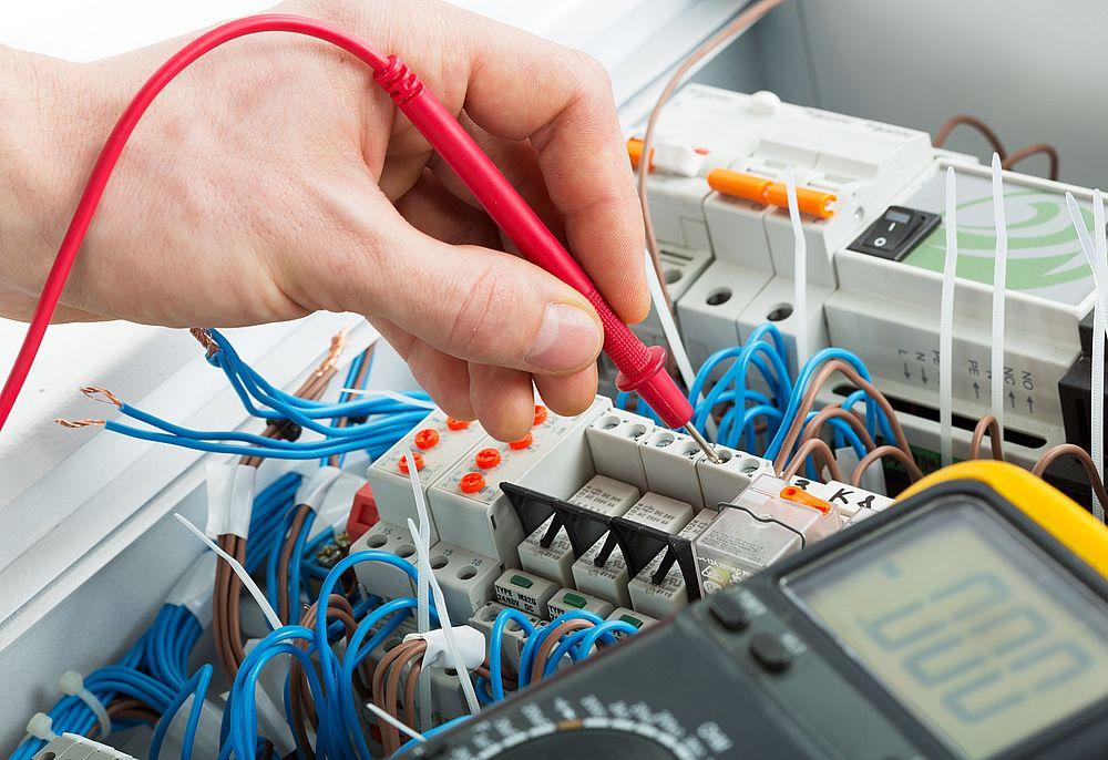 tableau électrique électricien